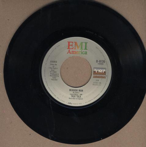 """Talk Talk Vinyl 7"""" (Used)"""