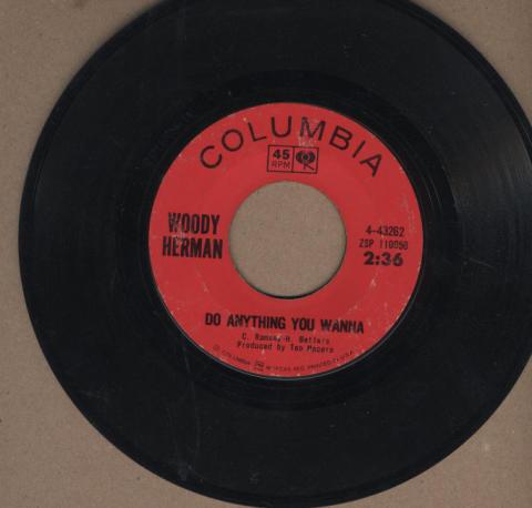 """Woody Herman Vinyl 7"""" (Used)"""