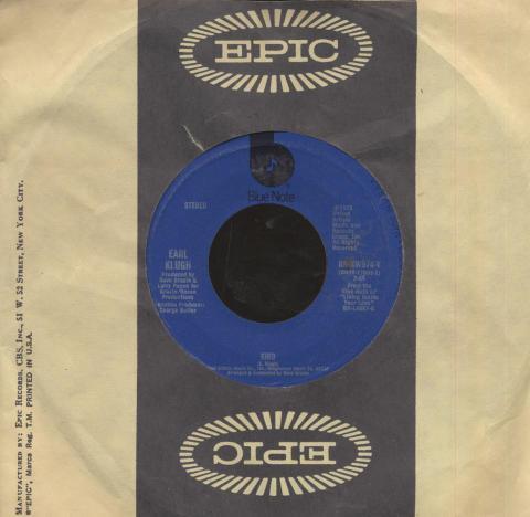 """Earl Klugh Vinyl 7"""" (Used)"""