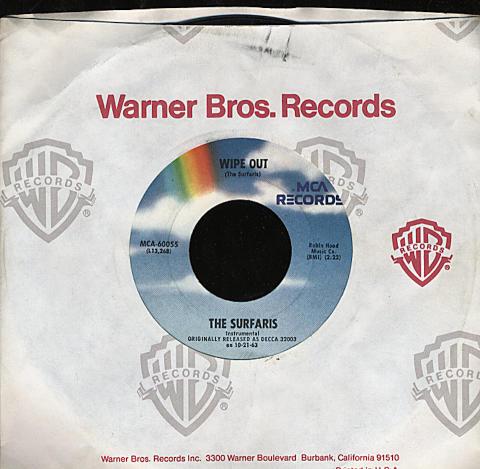 """The Surfaris Vinyl 7"""" (Used)"""