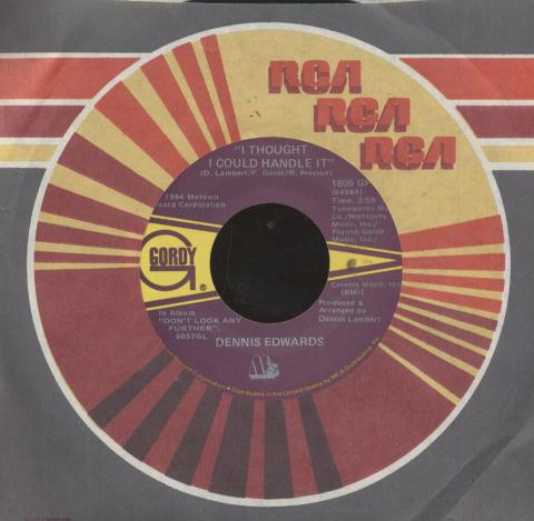 "Dennis Edwards Vinyl 7"" (Used)"