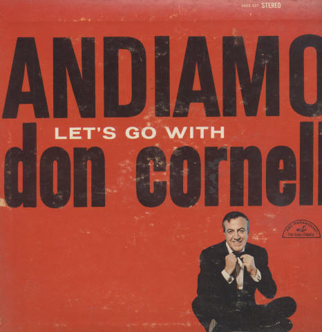 "Don Cornell Vinyl 7"" (Used)"