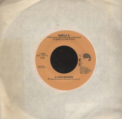 "Sheila E. Vinyl 7"" (Used)"