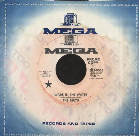 "The Truth Vinyl 7"" (Used)"