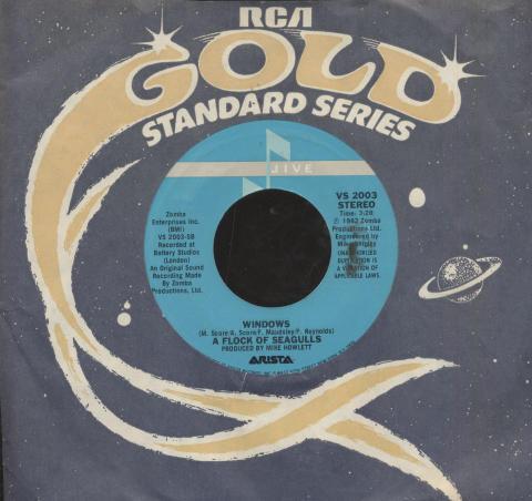 "A Flock of Seagulls Vinyl 7"" (Used)"