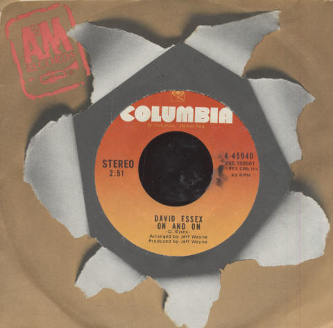 "David Essex Vinyl 7"" (Used)"