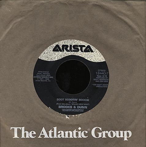 """Brooks & Dunn Vinyl 7"""" (Used)"""