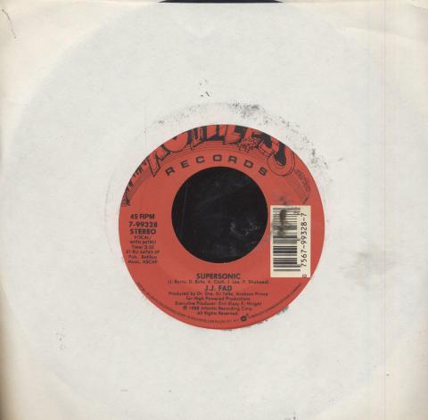"""J.J. Fad Vinyl 7"""" (Used)"""