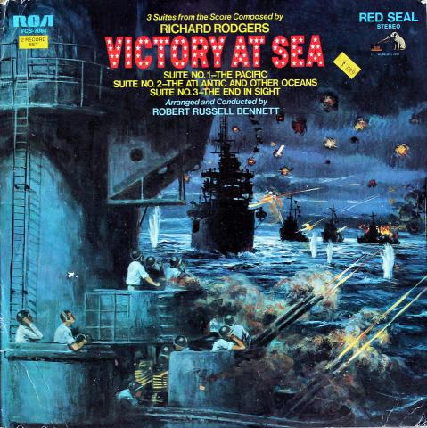 """Victory at Sea Vinyl 12"""""""