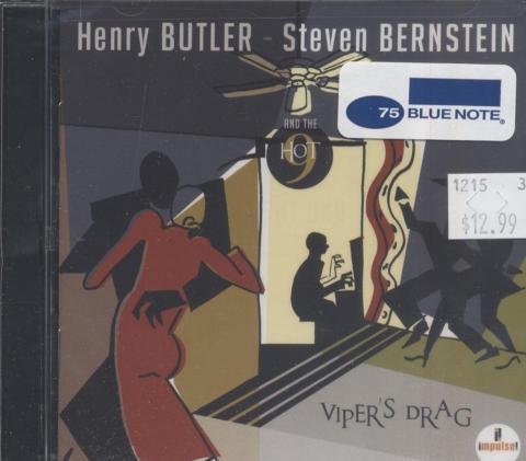 Henry Butler / Steven Bernstein and The Hot 9 CD