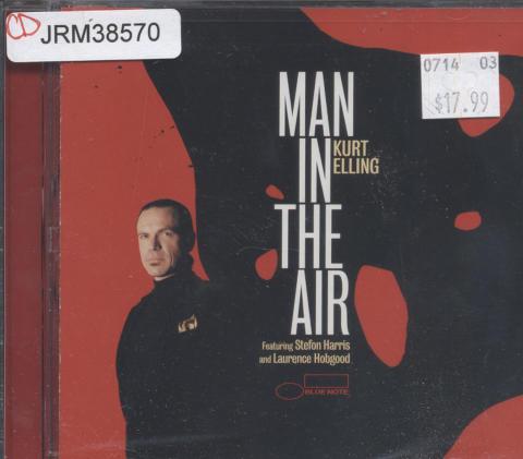 Kurt Elling featuring Stefon Harris and Laurence Hobgood CD