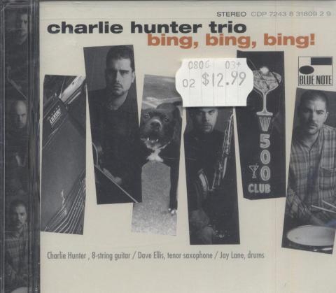 Charlie Hunter Trio CD