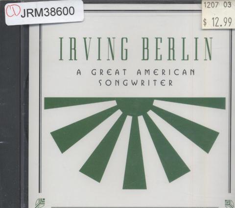 Irving Berlin CD