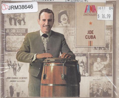 Joe Cuba CD