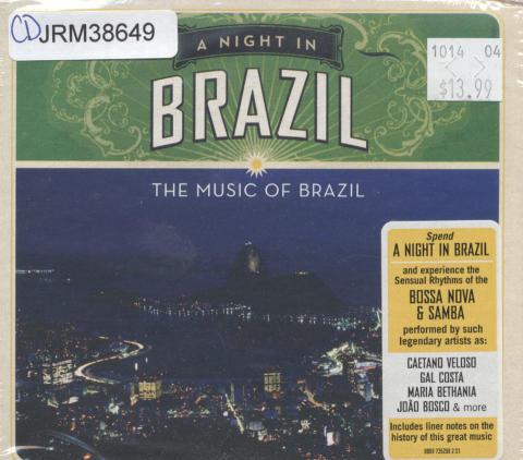 Bossa Nova & Samba CD