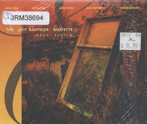 The Jeff Gauthier Goatett CD