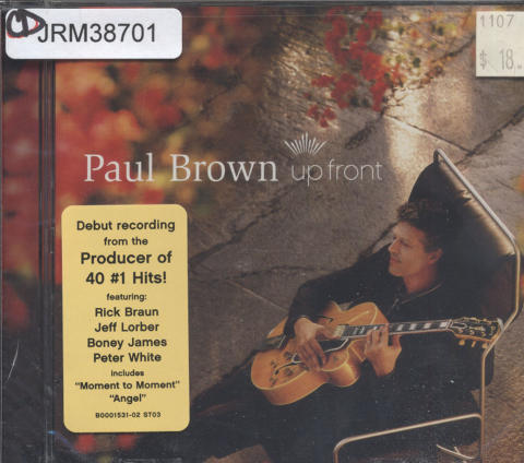 Paul Brown CD