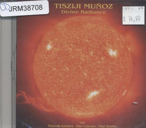 Tisziji Munoz CD