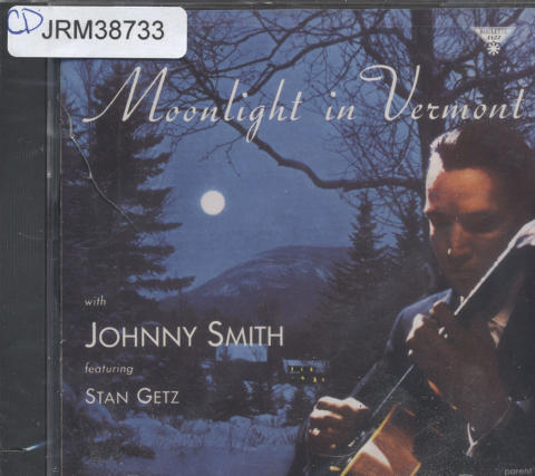 Johnny Smith featuring Stan Getz CD