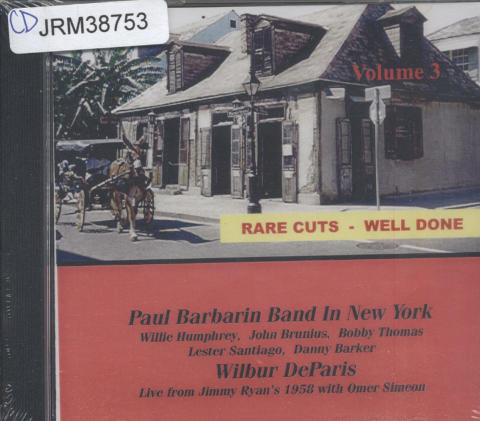 Rare Cuts - Well Done Volume 4 CD