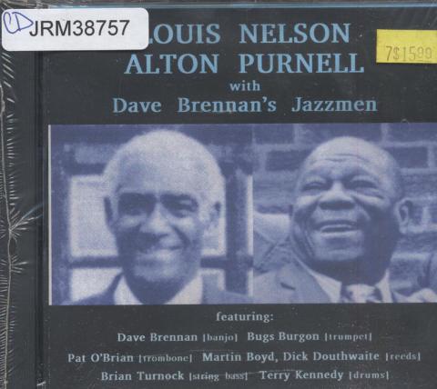 Louis Nelson / Alton Purnell CD