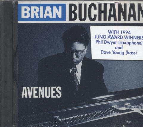 Brian Buchanan CD