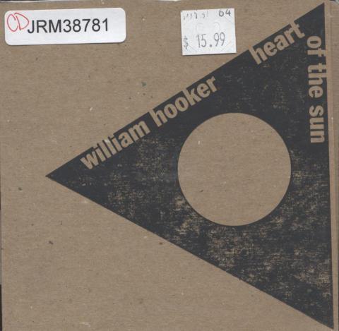William Hooker CD