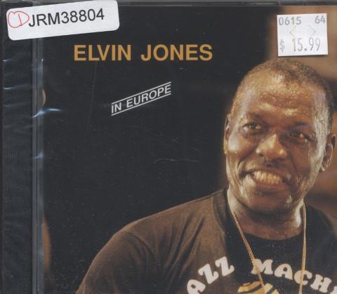 Elvin Jones CD
