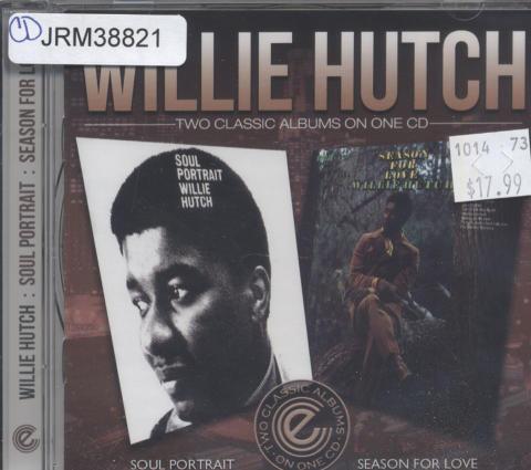 Willie Hutch CD