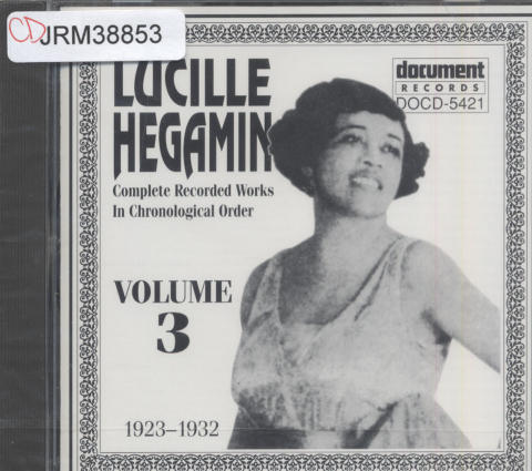 Lucille Hegamin CD