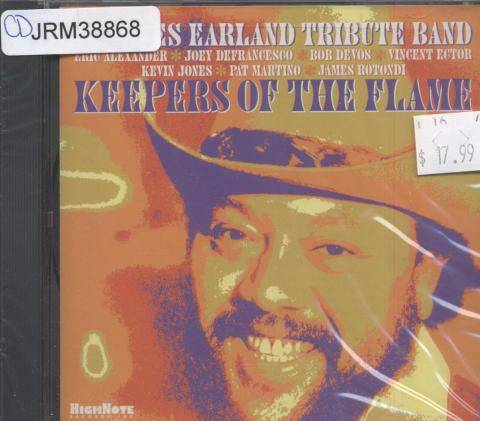 Charles Earland Tribute Band CD