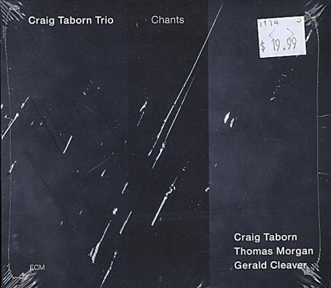 Craig Taborn Trio CD