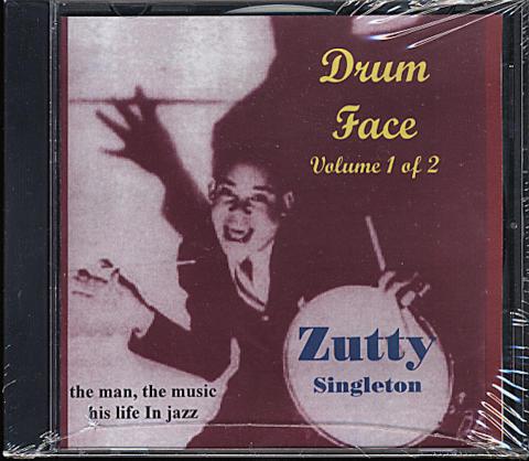 Zutty Singleton CD