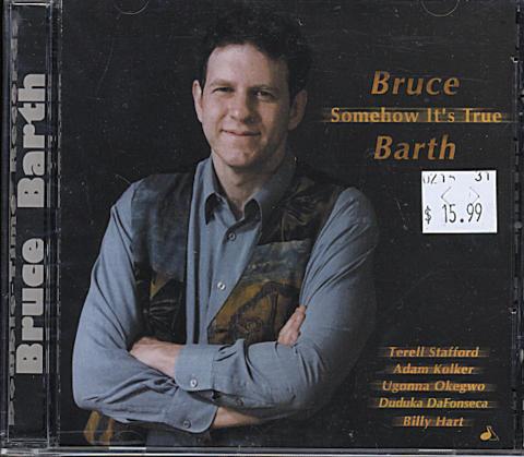 Bruce Barth CD