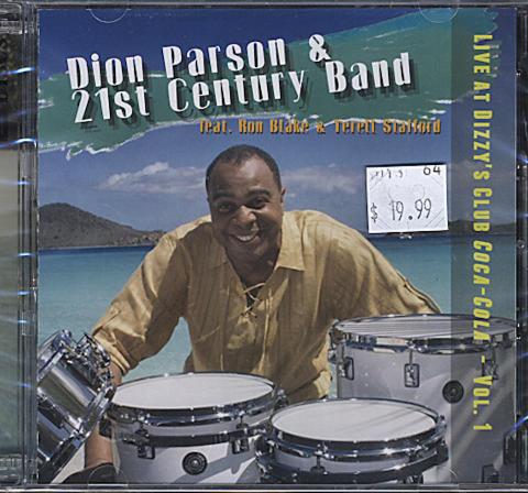 Dion Parson & 21st Century Band CD