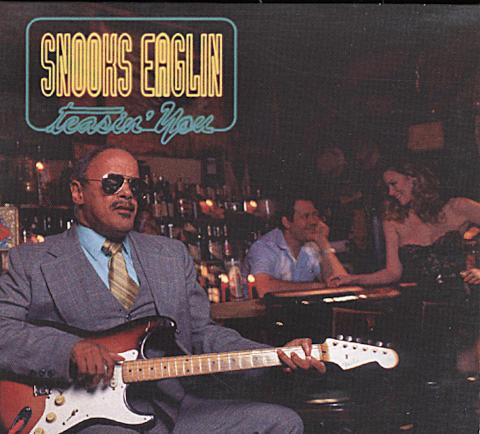 Snooks Eaglin CD