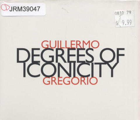 Guillermo Gregorio CD