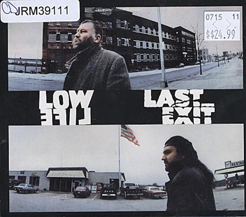 Peter Brotzmann & Bill Laswell CD