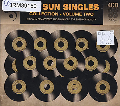 The Sun Singles Collection Volume Two CD