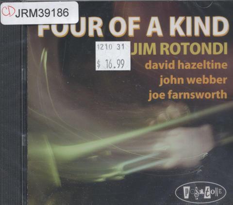 Jim Rotondi CD