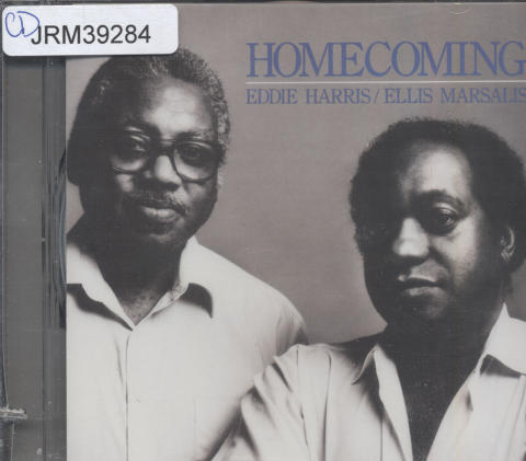 Eddie Harris & Ellis Marsalis CD
