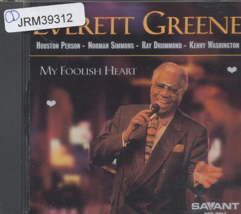 Everett Greene CD