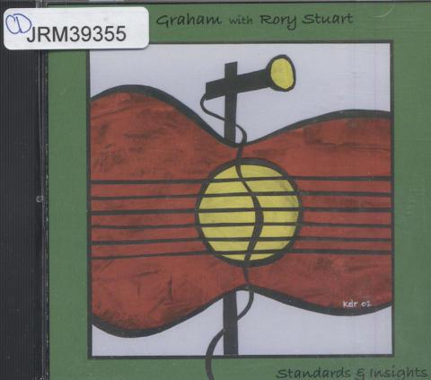 T.J. Graham With Rory Stuart CD
