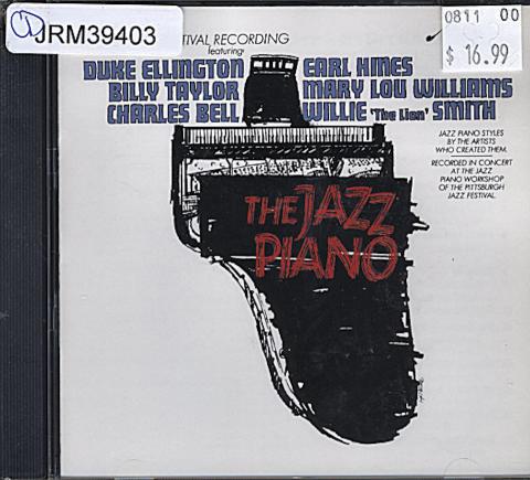 The Jazz Piano CD