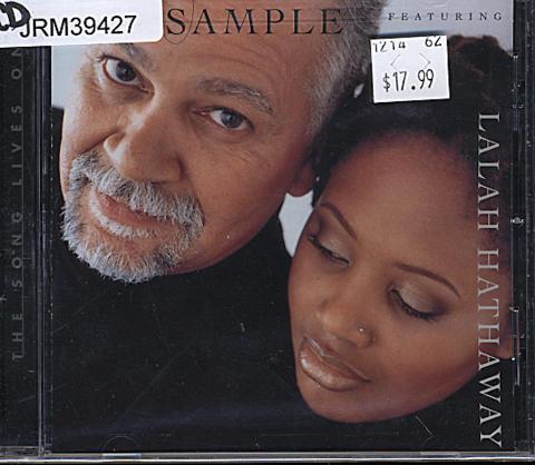 Joe Sample / Lalah Hathaway CD