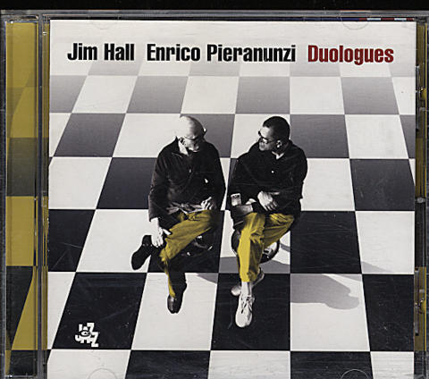 Jim Hall CD