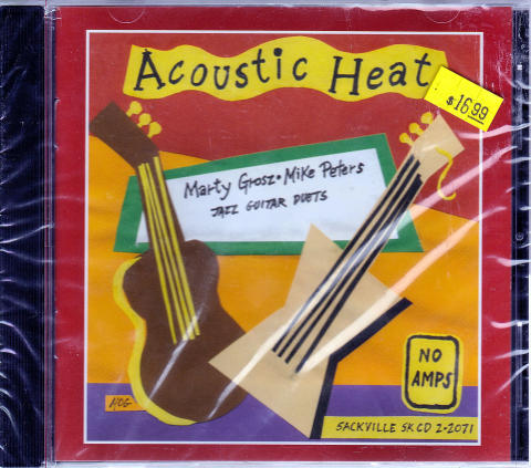 Marty Grosz CD