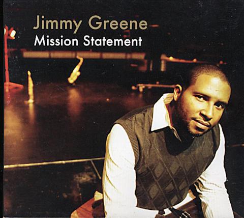 Jimmy Greene CD