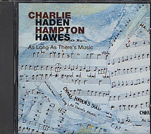 Charlie Haden / Hampton Hawes CD
