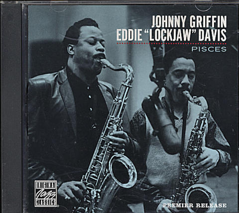 "Johnny Griffin / Eddie ""Lockjaw"" Davis CD"